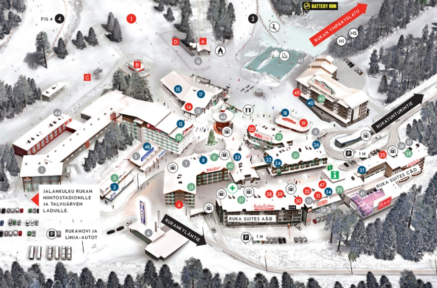 ruka_village_map_winter